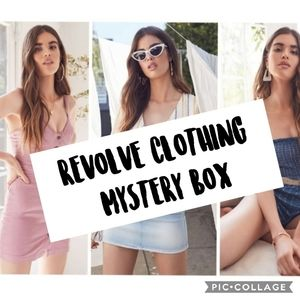 REVOLVE CLOTHING MYSTERY BOX